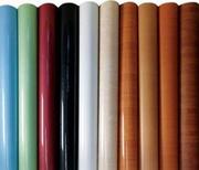 Мебельная  глянцевая пленка ПВХ для МДФ фасадов и накладок.
